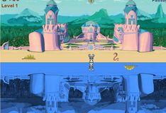 Игра Кролик Кико и его отражение