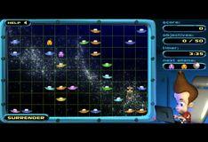 Игра Джимми Нейтрон - Инопланетное Вторжение