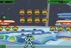 Базз Лайтер спасает игрушечных инопланетян