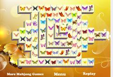 Маджонг - бабочка