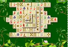 Игра Маджонг: Сады