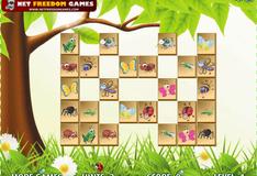 Игра Маджонг: Дивный сад