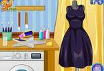 Игра Игра Шить одежду Создаем галактическое платье с Эльзой