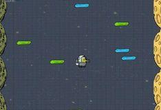 Игра Игра Дудл Джамп в космосе
