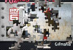 Игра Игра Город героев 6: Пазлы