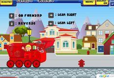 Игра Игра Боб строитель перевозит камни