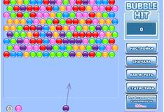 Игра Стрельба по цветным шарикам