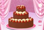 Игра Прекрасный свадебный торт