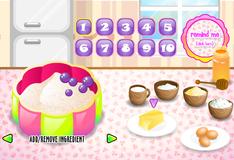 Создание торта
