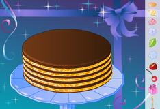 Игра Создание уникального торта