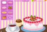 Играть бесплатно в забавный торт