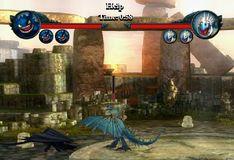 Игра Дракон: Мини битва