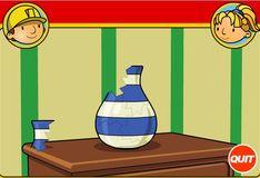 Игра Игра Боб Строитель собирает вазу