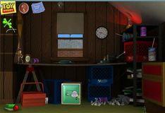 Игра История игрушек 2: Большой побег Вуди