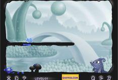Игра Игра Мир красок 2 - Монстры