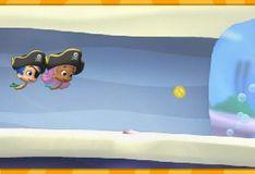 Игра Игра Гуппи и пузырьки. Пиратские сокровища