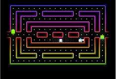 Игра Радужный лабиринт