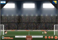 Игра Футбол головами: Чемпионат мира 2014
