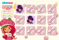 Игра Шарлотта Земляничка: Одинаковые ягодки