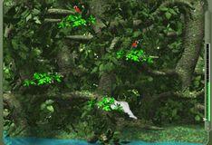 Игра Йети Спорт 8: Качели в Джунгля