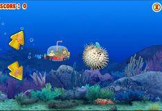 Игра Игра Чудо-зверята: Спасательная операция морских жителей