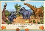 играйте в Игра Чудо зверята Спасти Детёныша динозавра