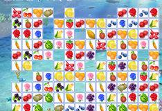 Игра Маджонг из фруктов 2