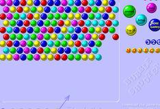Игра Шарики - Стрелок пузырями