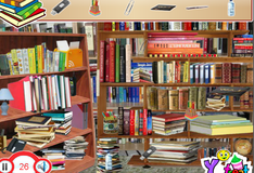 Порядок на библиотечных полках