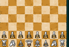Игра Игра на двоих: Шахматное сражение