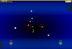 Игра на двоих: Космический забег