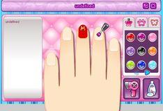 Игра Игра Дизайн ногтей для Винкс