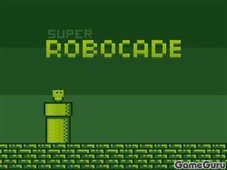 Игра Супер робокада