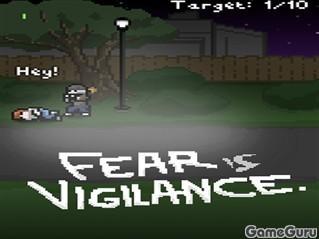 Игра Страх - это бдительность