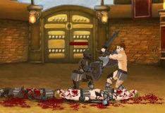 Игра Спартак: первая кровь