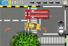 Игра Школа вождения
