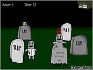 Игра Зомбишутер