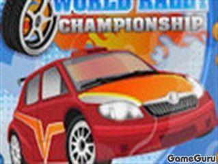 Игра Мировой чемпионат ралли