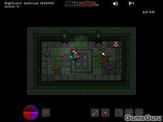 Игра Пиксельное подземелье