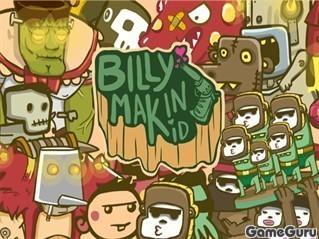 Игра Билли делает детей