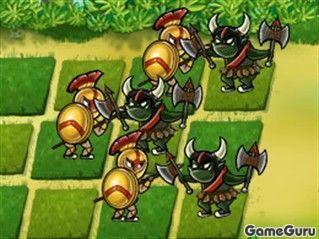 Спартанцы против гоблинов