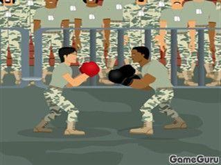 Игра Армейский бокс