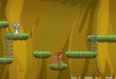 Игра Кролик Кико: Бродилка в лесу