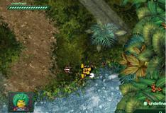 Сражегние в джунглях