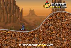 Игра Трансформеры в пустыне
