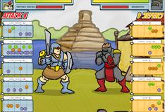 Игра Сражение рыцарей