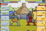 играйте в Сражение рыцарей