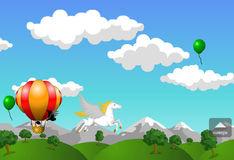 Игра Летающий пегас