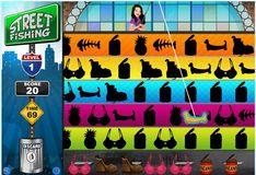 Игра Игра Ай Карли на рыбалке