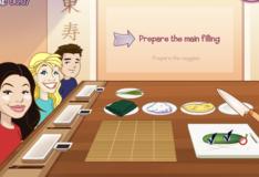Игра Игра Ай Карли Безумно вкусные суши